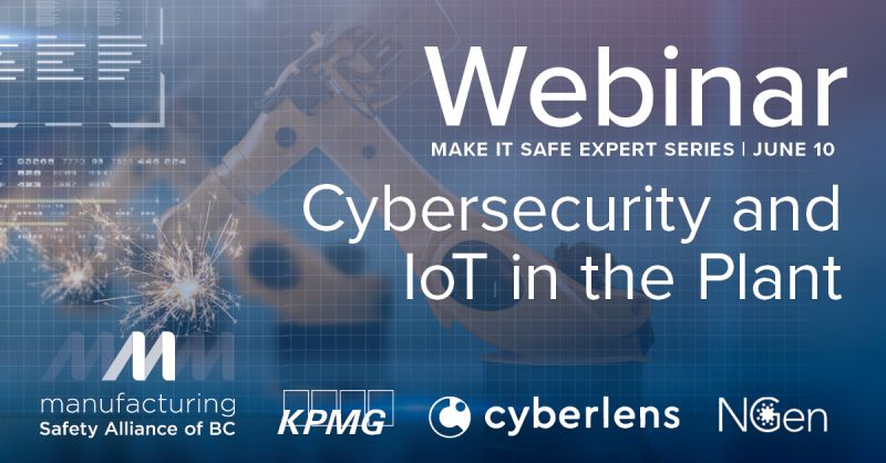 Cybersecurity and IoT in the Plant